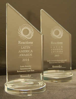Reactions Best Latin America Law Firm