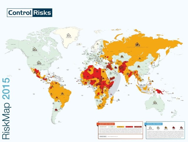 Risk Map 2015