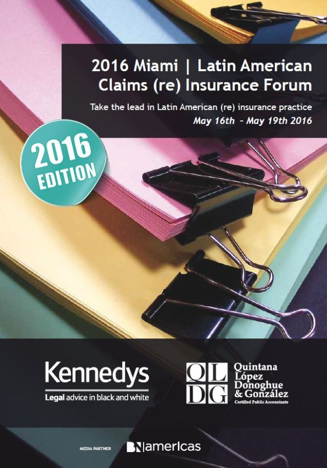 2016 Miami Latin American Claims re Insurance Forum