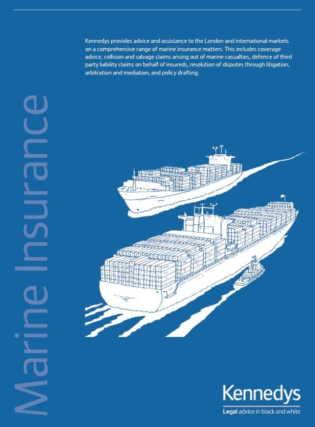 Marine Insurance Kennedys