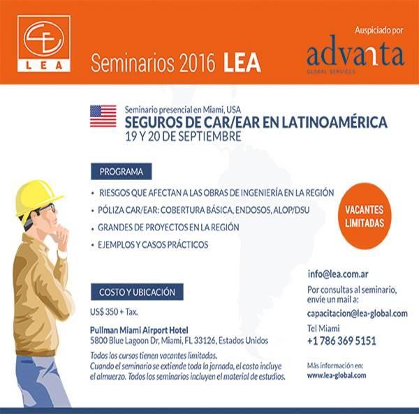 Flyer Seminar