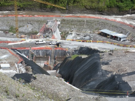 Obra Dam