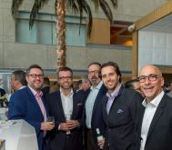 2017Claims Forum Miami Cocktail 9