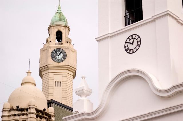 Buenos Aires City Hall and Cabildo